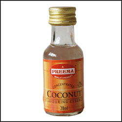 Preema concentrated coconut extract