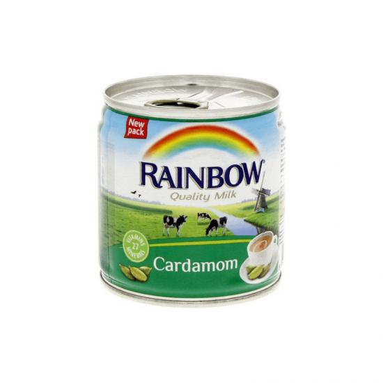 Rainbow cardamom