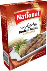 National Chicken Reshami Kabab Masala