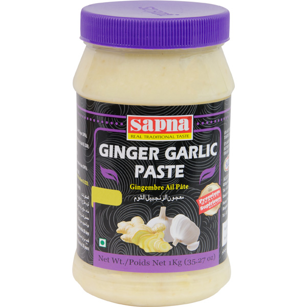 Sapna Ginger Garlic Paste
