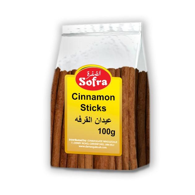 Sofra Cinnamon Sticks Flat