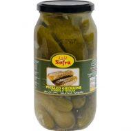 Sofra pickled Gherkins