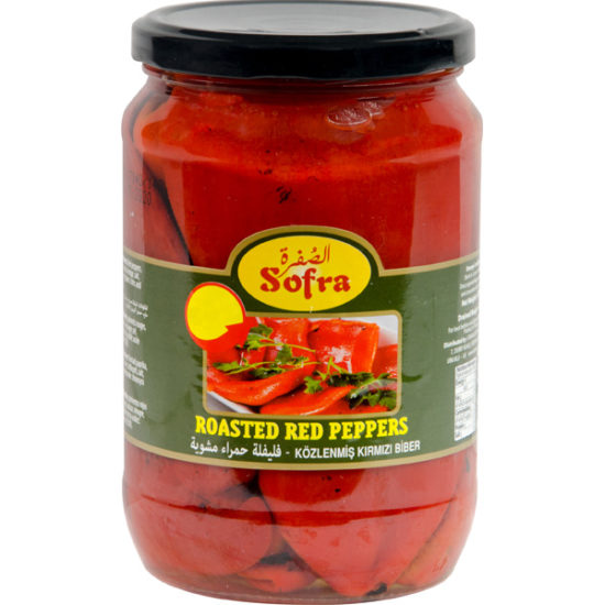 Sofra Roasted Red Peppers