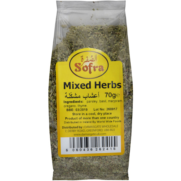 Sofra Mixed Herbs