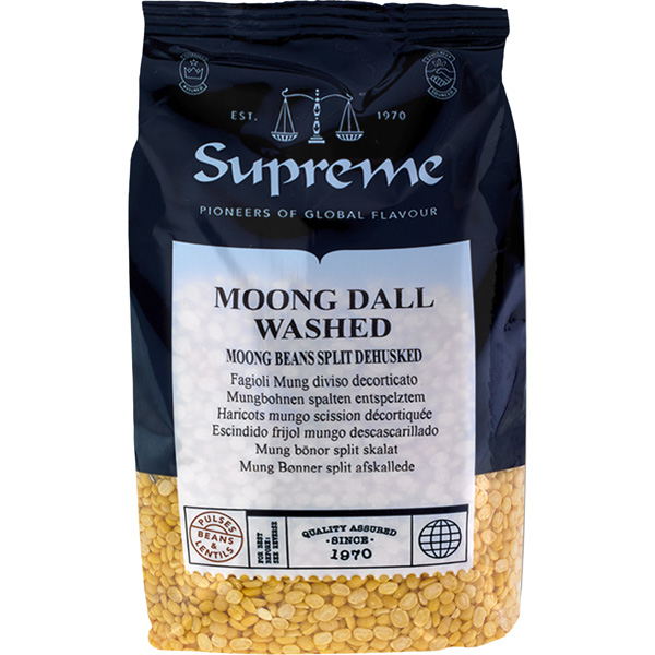 Supreme Moong Daal Washed