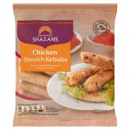 Shazan Chicken frozen seekh kebabs