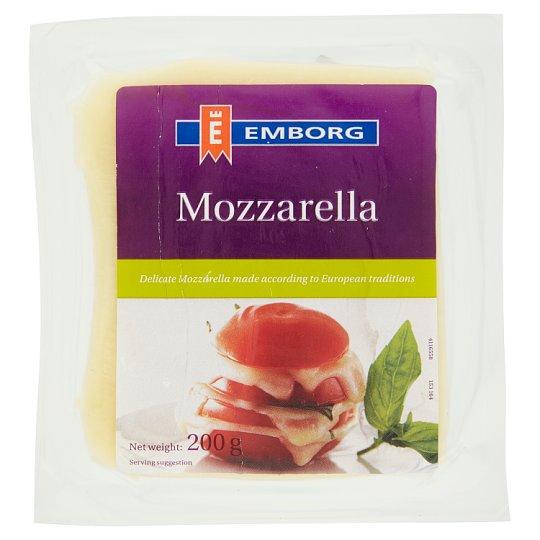 Emborg Mozzarella Cheese