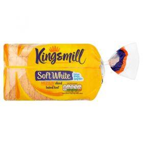 Bread kingsmill soft white