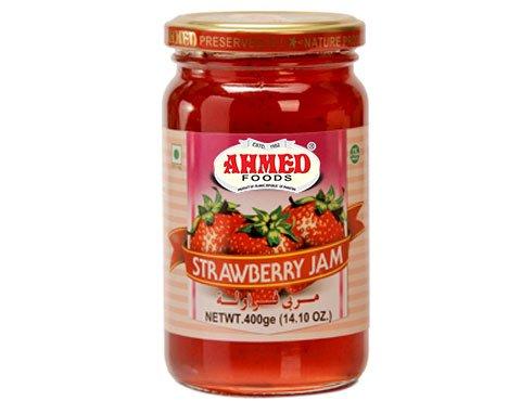Ahmed strawberry jam