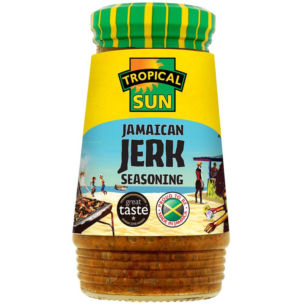 Tropical Sun Jamaican Jerk Seasoning