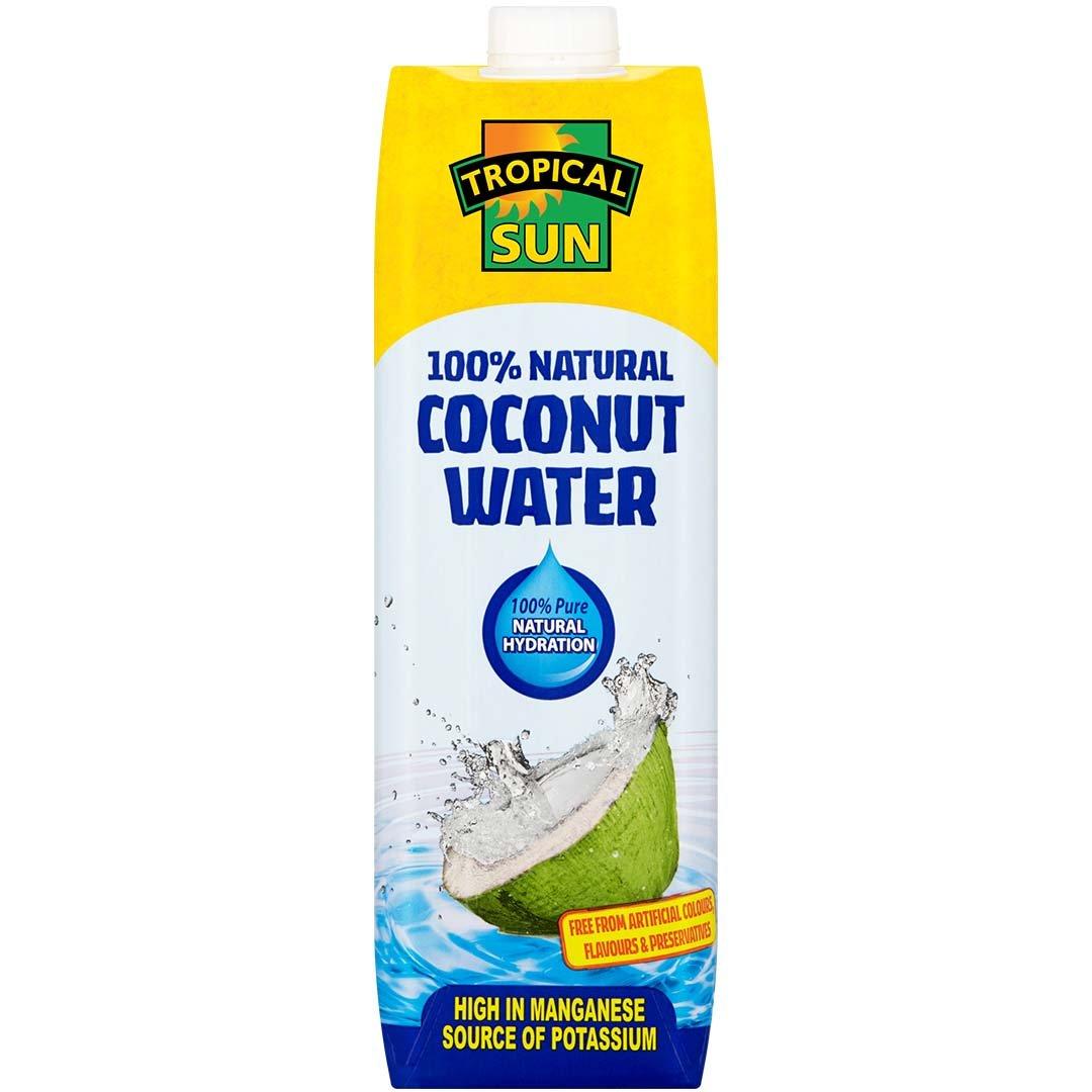 Tropical Sun 100% Coconut Water