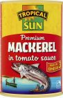 Tropical Sun Mackerel In Tomato Sauce