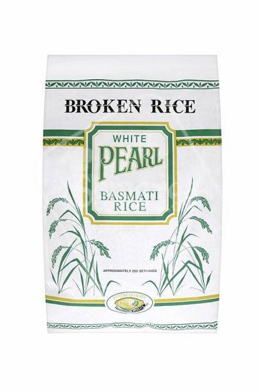 WHITE PEARL BROKEN RICE