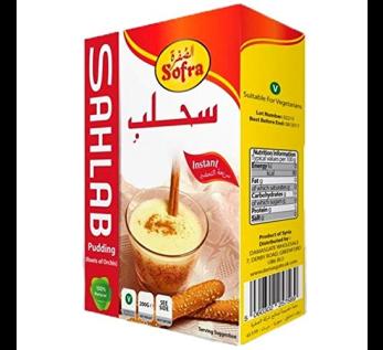 Sofra sahlab