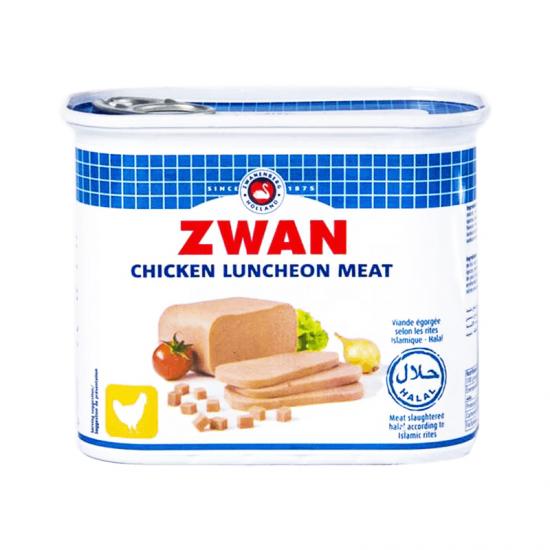 Zwan chicken luncheon meat