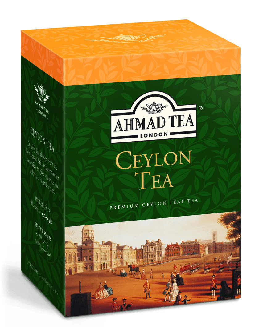 Ahmed Ceylon loose tea