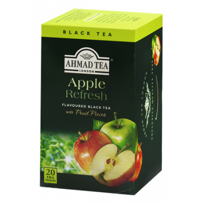 Ahmed apple refresh