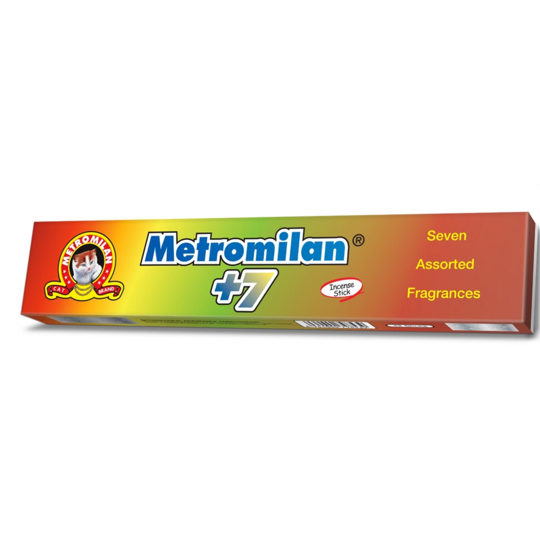 Metromilan +7 Assorted Fragrances