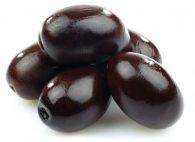 Olite whole black olives in brine