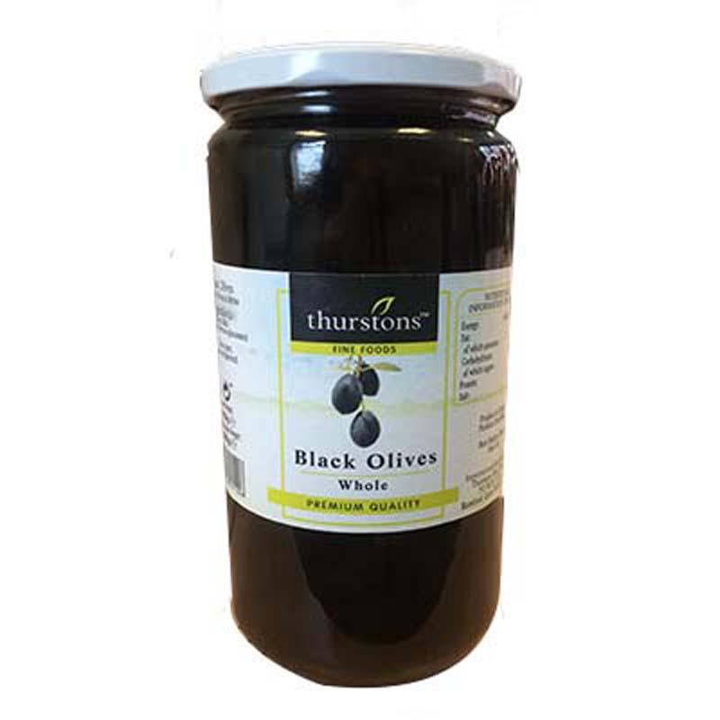 Thurstons Black Olives