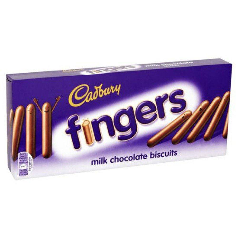 Cadbury dairy milk fingers
