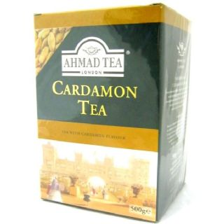 Ahmed cardamom loose tea