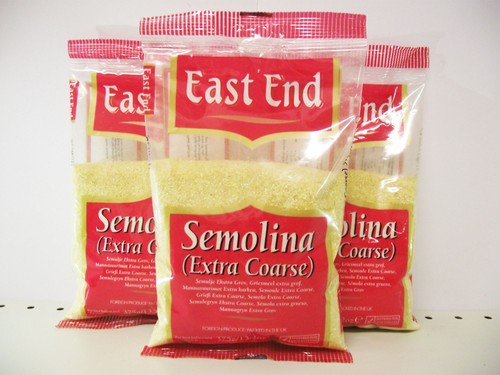 EastEnd Semolina (Extra Coarse)