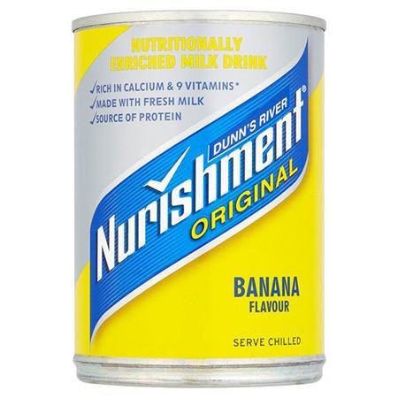 Nurishment Banana Milk
