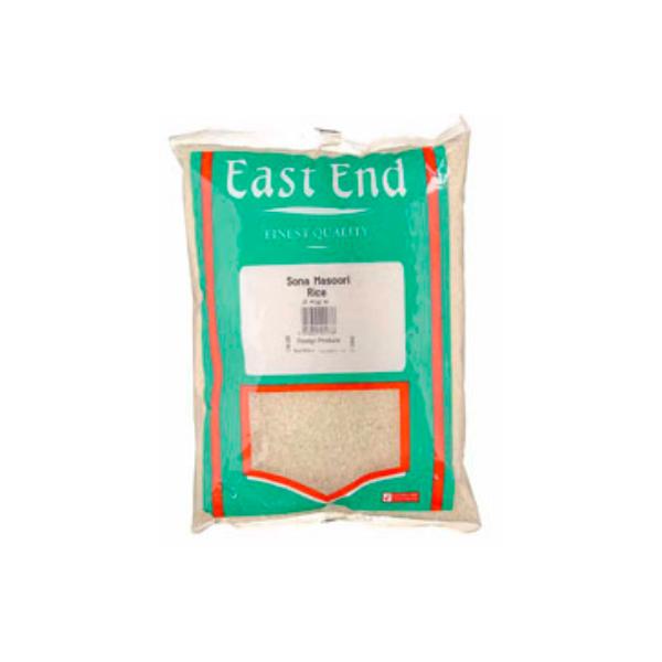 EAST END SONA MASOORI RICE