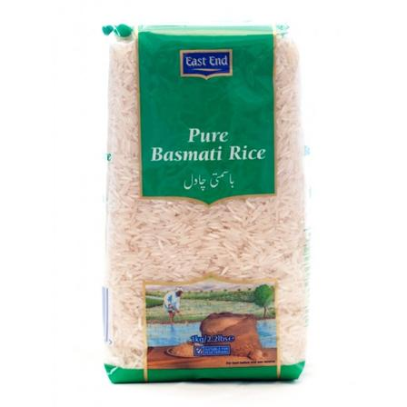 EAST END PURE BASMATI RICE
