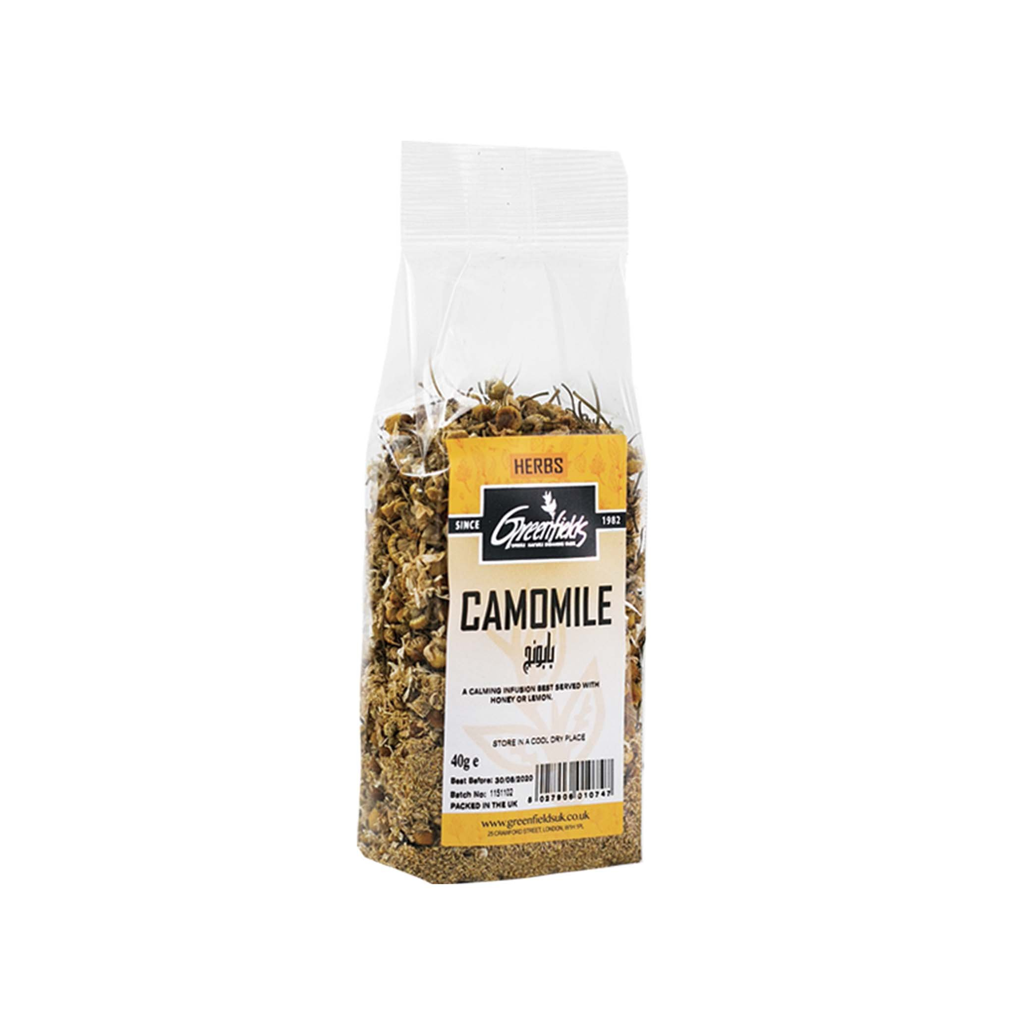 Greenfields Camomile