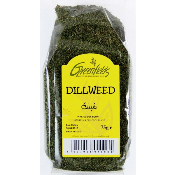Greenfields Dillweed Herb