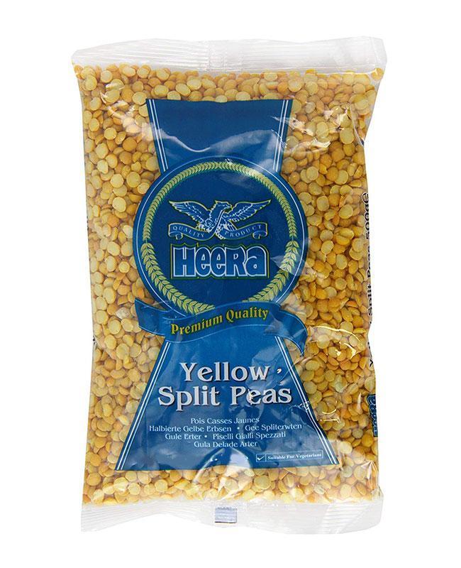 Heera Yellow Split Peas