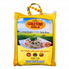GOLESTAN GOLD LONG GRAIN SELLA RICE