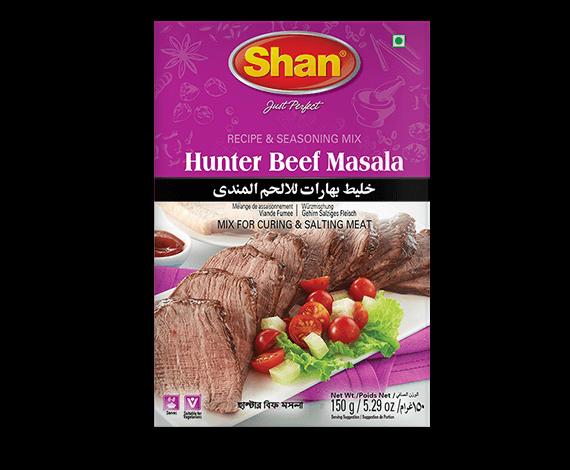 Shan Hunter Beef Masala
