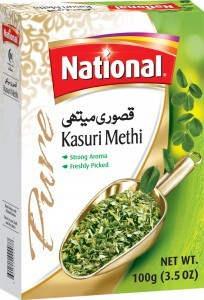 National Qasuri Methi