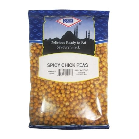 KCB Savoury Spicy Chick Peas