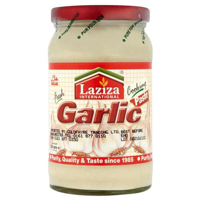 Laziza Garlic Paste