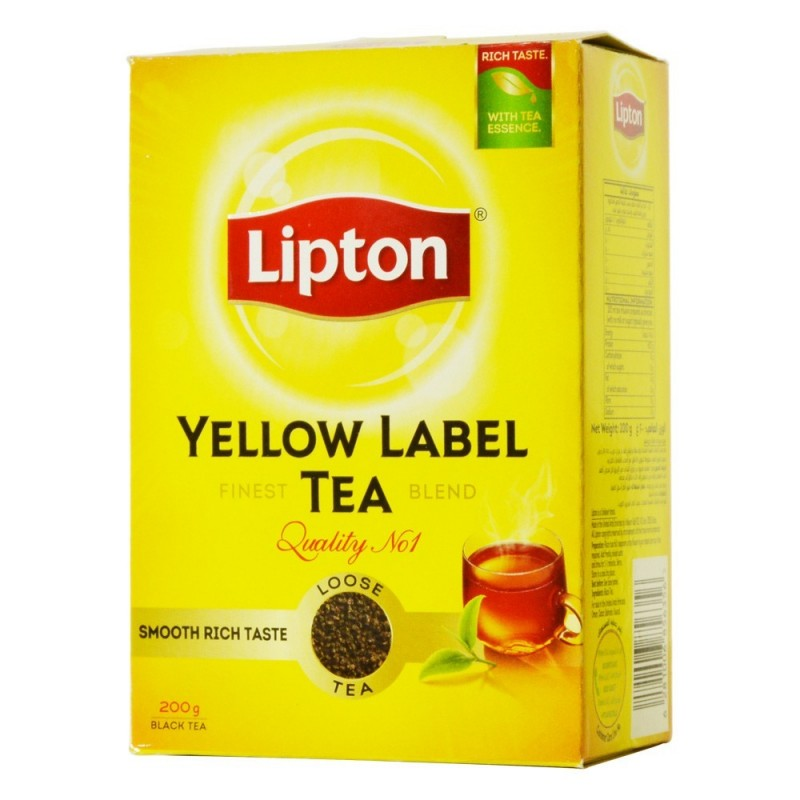 Lipton yellow loose tea