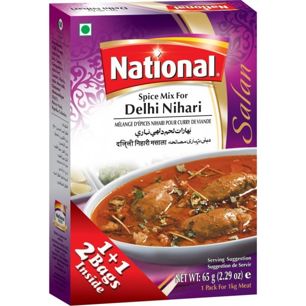 National Delhi Nihari Masala