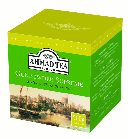 Ahmed gunpowder loose tea