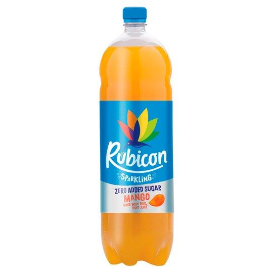 Rubicon mango Zero sugar