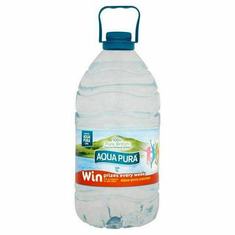 Aqua Pura Mineral Still Water