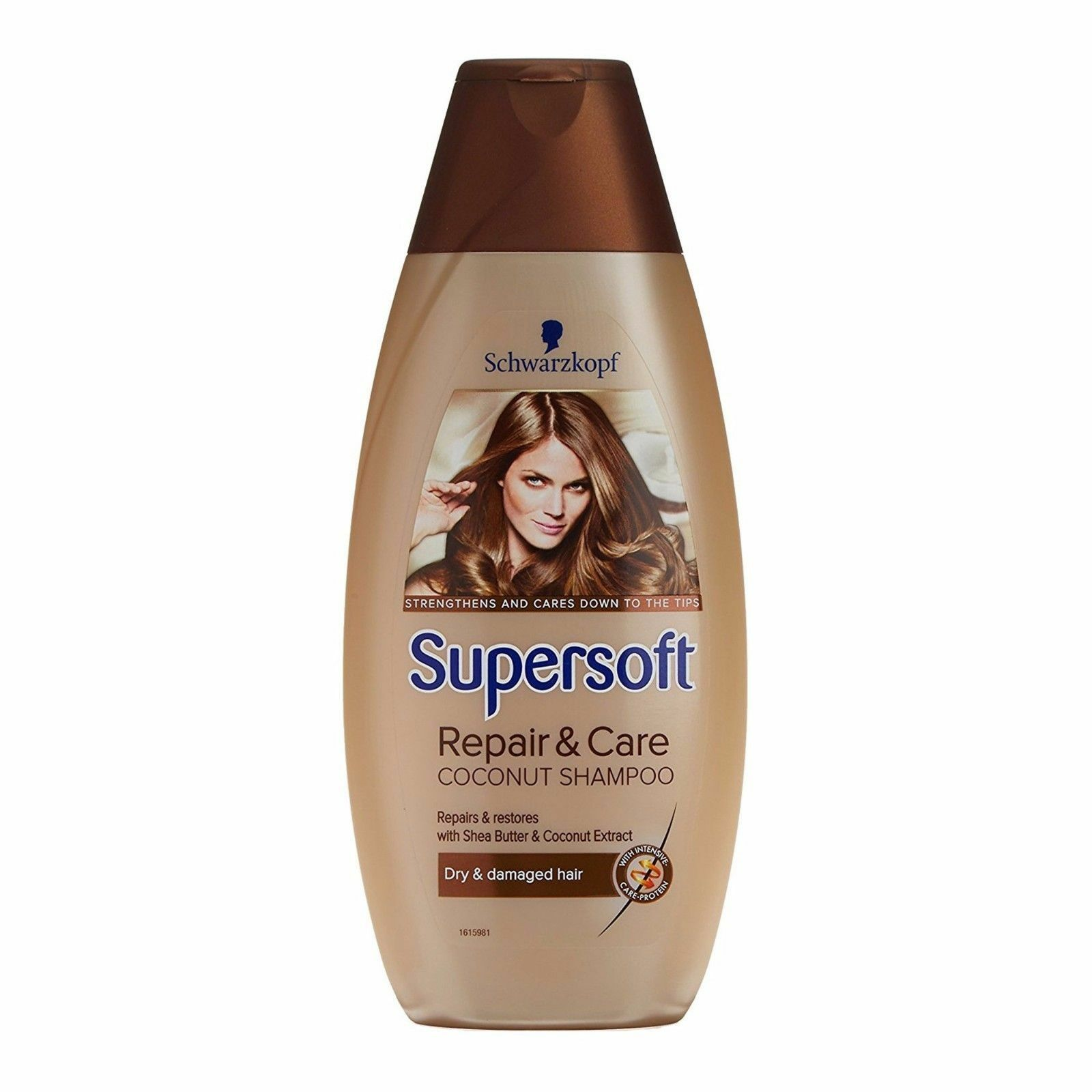 SCHWARZKOPF SUPER SOFT REPAIR & CARE SHAMPOO.