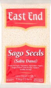 EastEnd Sago Seeds (Sabu Dana)