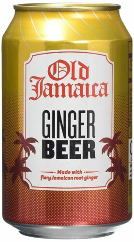 Old Jamaica Ginger Beer Can