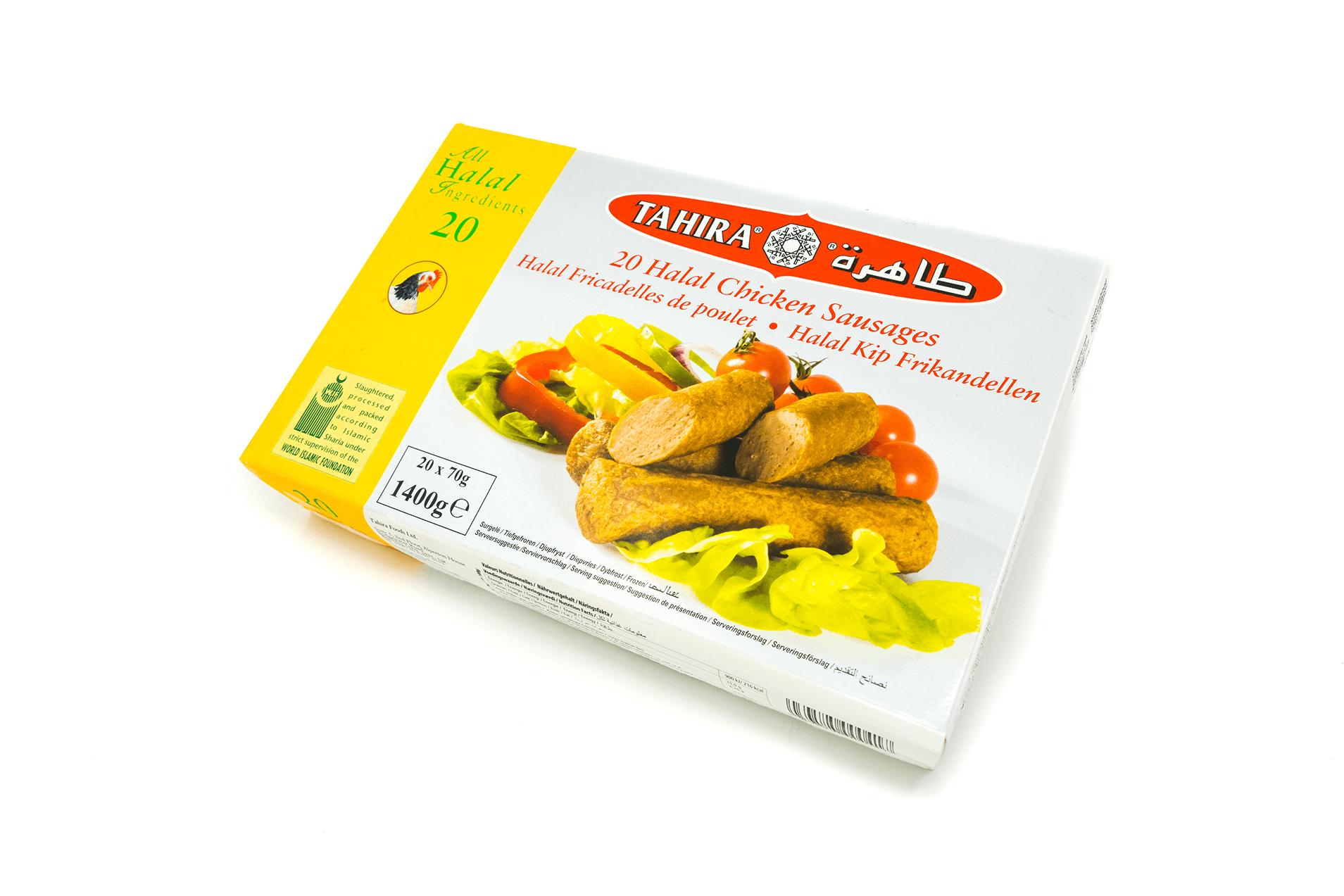 Tahira Chicken Sausages