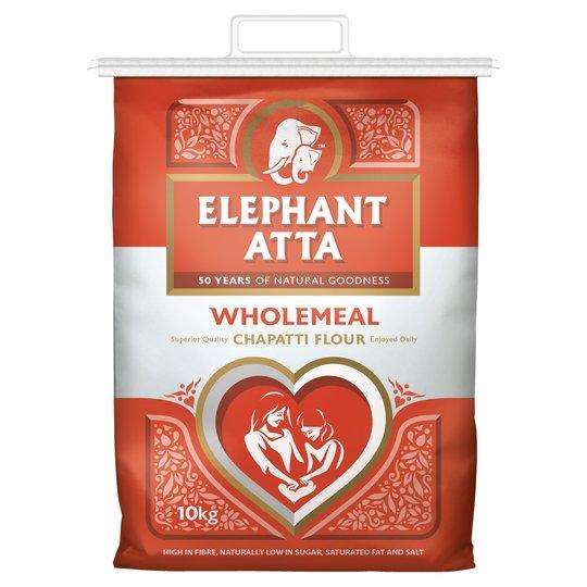 ELEPHANT ATTA WHOlE MEAL
