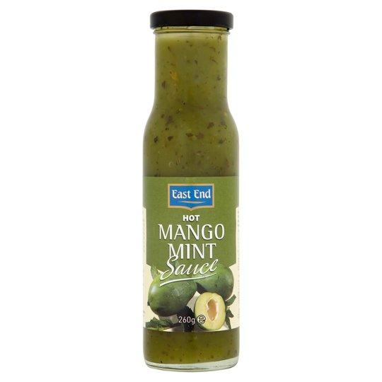 EastEnd Hot Mango Mint Sauce