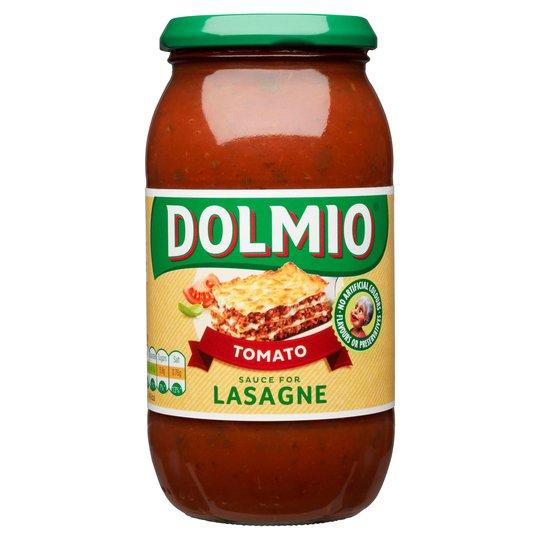 Dolmio Tomato Sauce for Lasagne